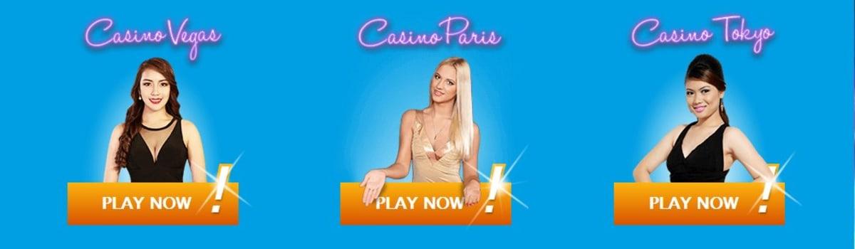 Happy luke online casino games and live casino providers