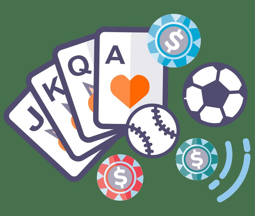 Best 8 Sports Betting Online Casino in 2021