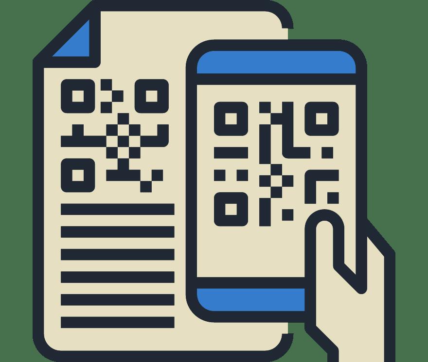 Top 2 QR Code Online Casinos 2021