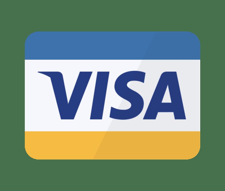 Top 73 Visa Online Casinos 2021