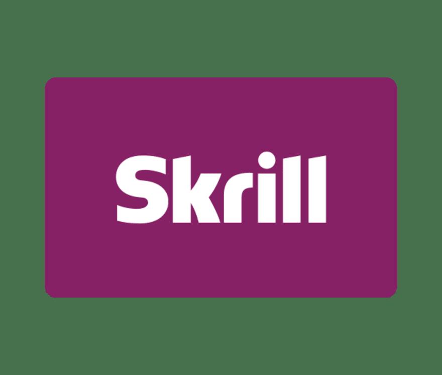 Top 66 Skrill Online Casinos 2021