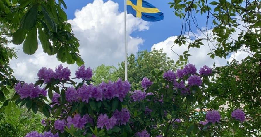 Why Online Gambling in Sweden is Popular Today