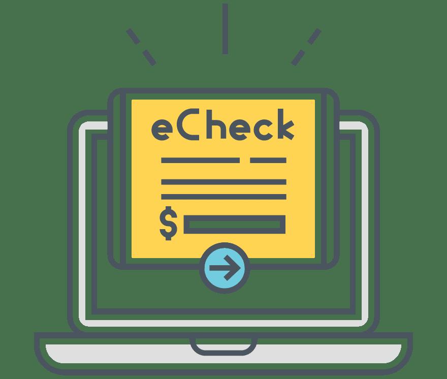 Top  eChecks Online Casinos