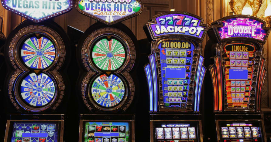 History of Online Slots