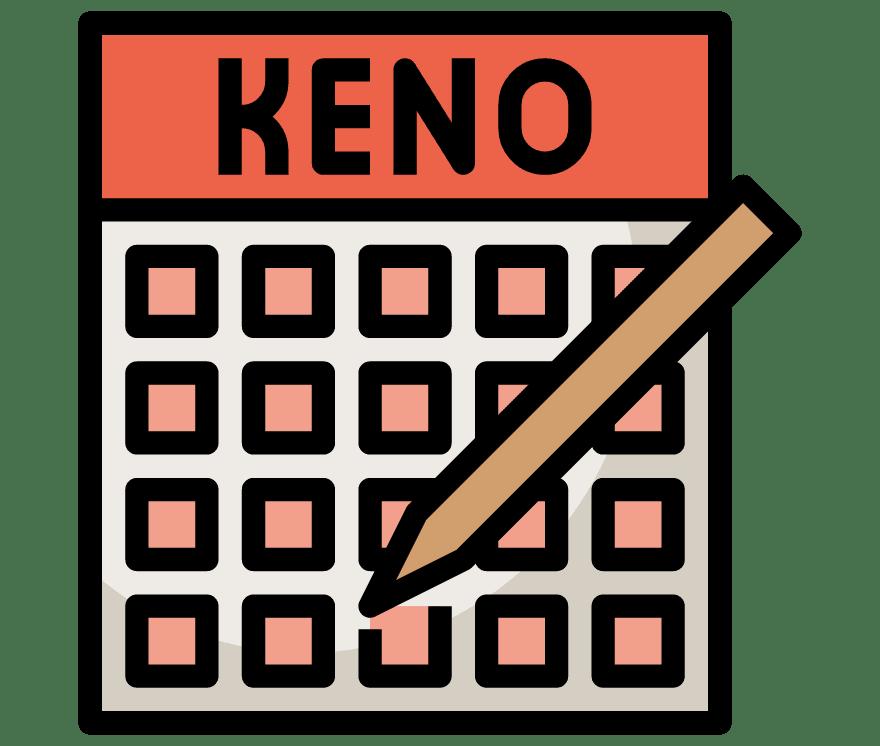 Best 4 Keno Online Casino in 2021
