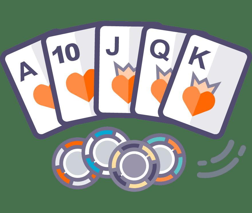 Best 11 Texas Holdem Online Casino in 2021