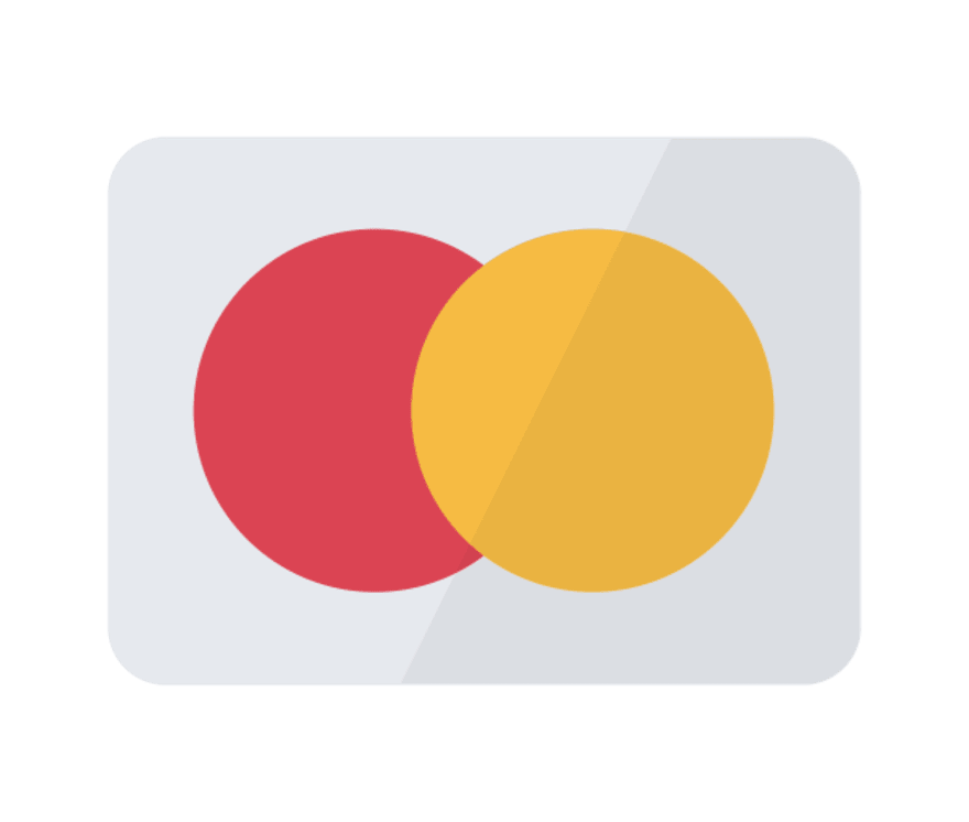 Top 70 MasterCard Online Casinos 2021