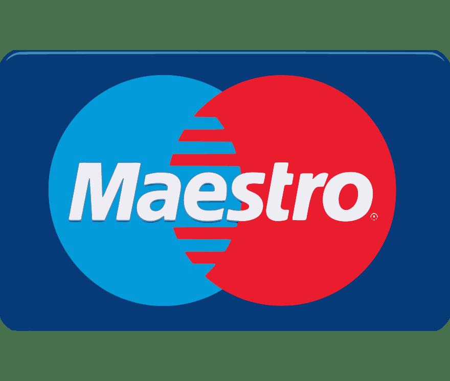 Top 25 Maestro Online Casinos