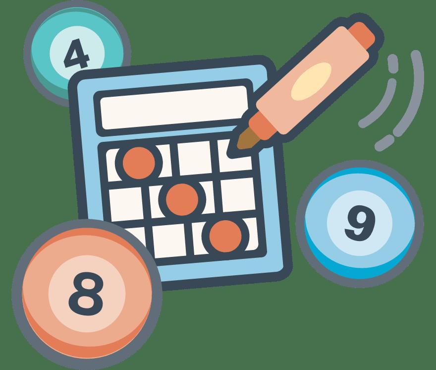 Best 17 Bingo Online Casino in 2021